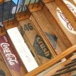 Funky Junk Interiors Paint Wooden Crate Stairs Songbird