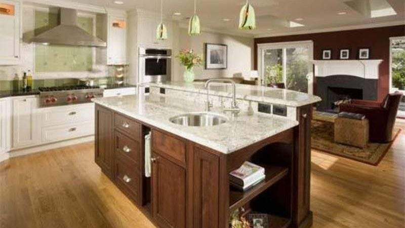 Furniture Kitchen Island Design Ideas