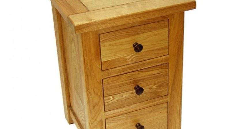 Furniture Simple White Bedside Table End Hall