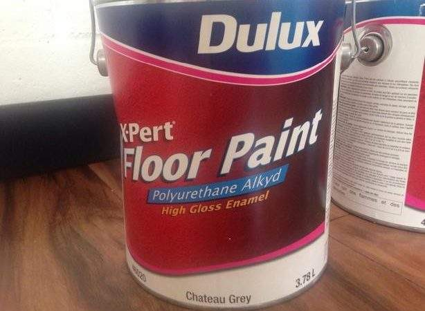 Gallons Dulux Pert Oil Based Alkyd Floor Paint