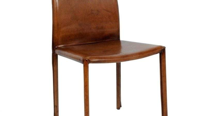 Galvanized Metal Dining Chairs Buffalo Side Chair Camel