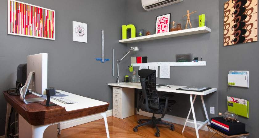 Genius Storage Solutions Your Home Office Fads