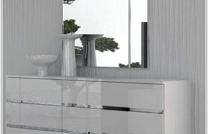 Genova White Gloss Bedroom Furniture Psoriasisguru