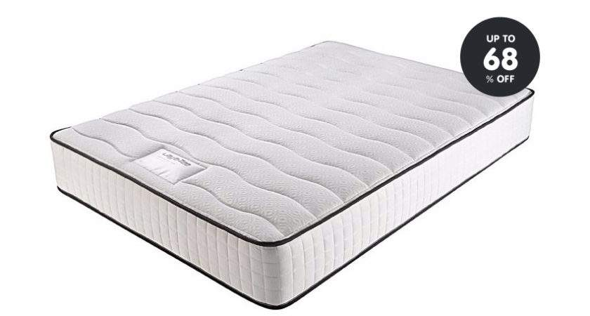 Get Cheap Single Double Mattresses Argos Clearance
