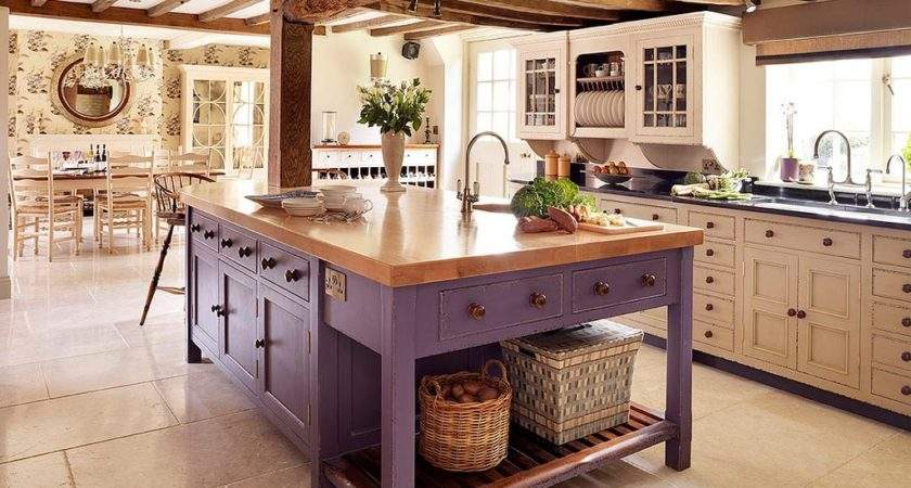 Get Country Kitchen Look Caandesign