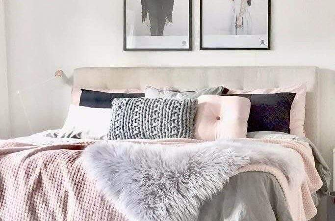 Get Your Bedroom Decor Summer Ready Blush Pink