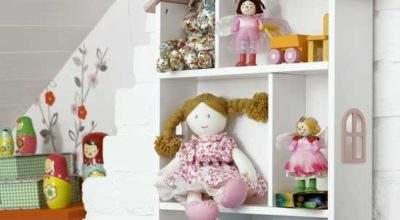Girl Toy Storage Children Rooms Solutions
