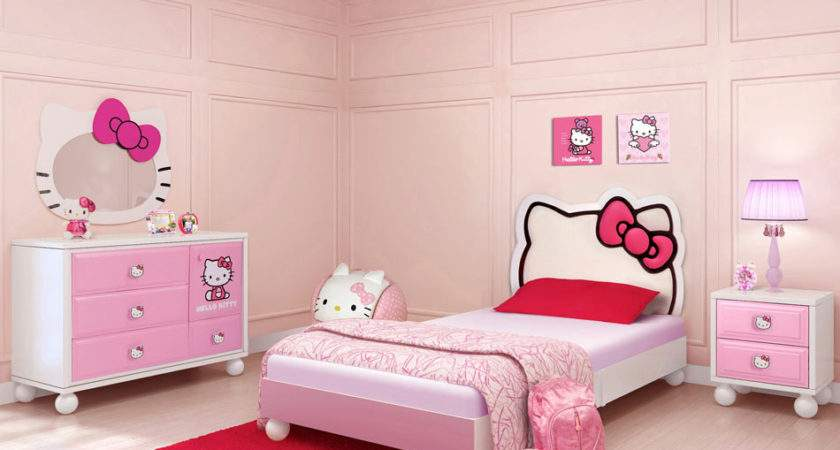 Girls Bedroom Design Ideas Modern Furniture