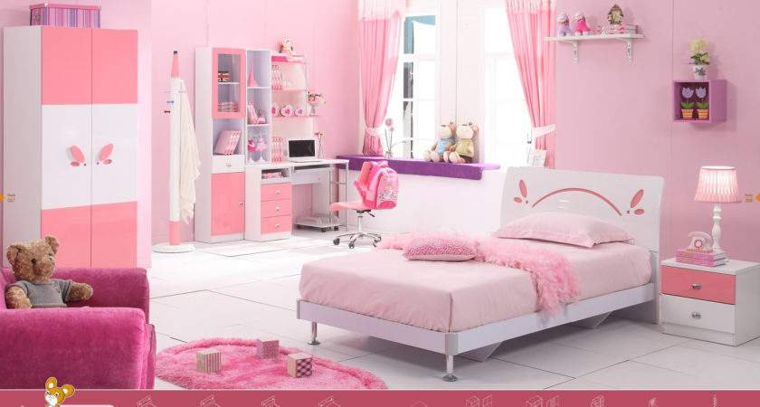 Girly Bedroom Citi Furniture