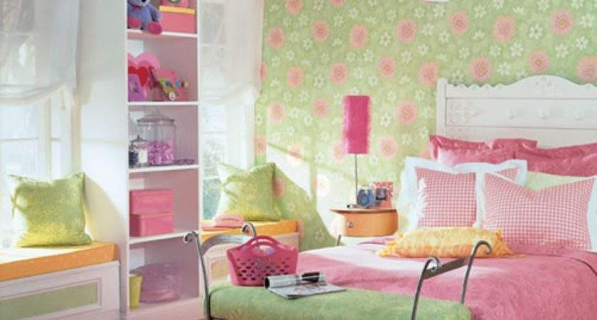 Girly Bedroom Photos Objects