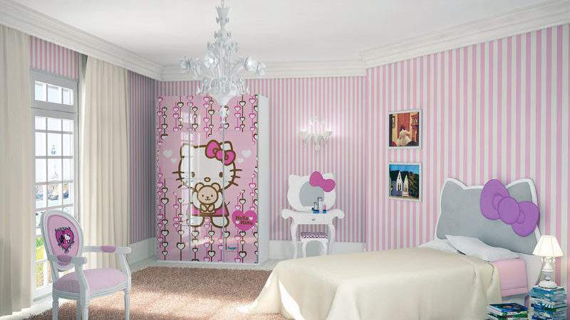 Girly Room Epic House