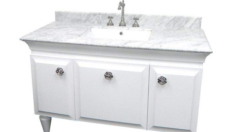 Glamour Silk Vanity Parisi Just Bathroomware