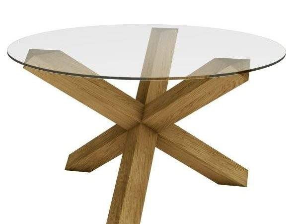 Glass Dining Table Legs