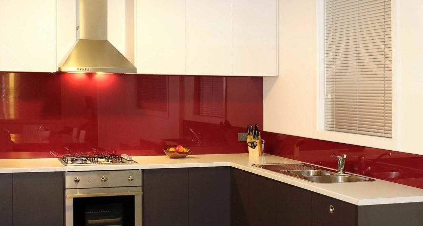 Glass Splashbacks Colour Geelong Kolor
