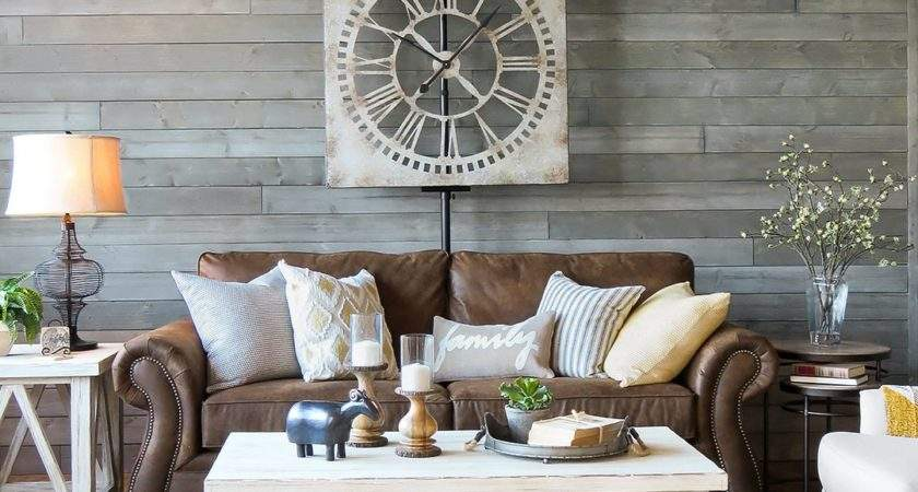 Good Idea Gray Brown Living Room Incredible Homes