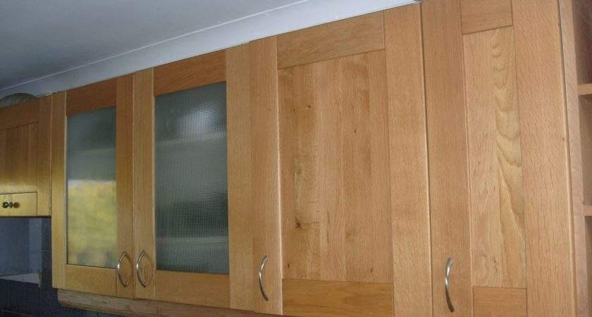 Good Quality Solid Oak Kitchen Doors Drawer Fronts