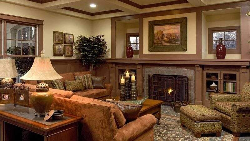 Gorgeous Living Room Ceiling Design Ideas