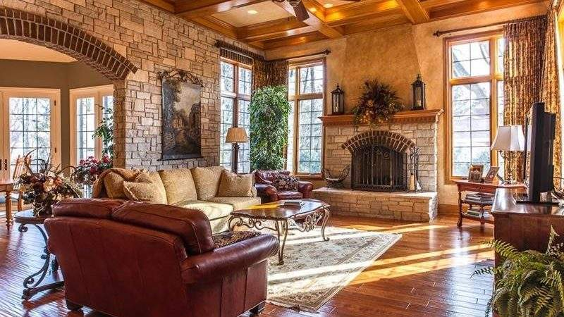 Gorgeous Living Rooms Fireplaces
