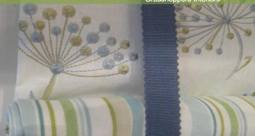 Grasshoppers Interiors Make Rolled Blind