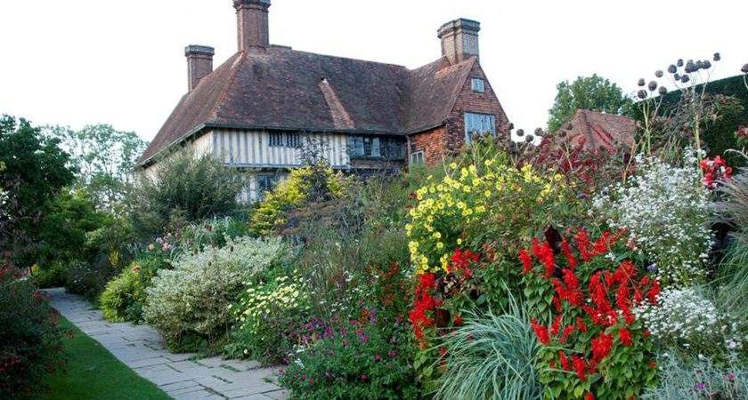 Great Dixter Plant Fair East Sussex Country Gardens Play