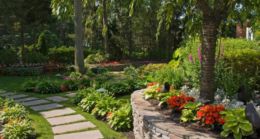 Great Landscaping Ideas Atlanta Try Lawn Garden