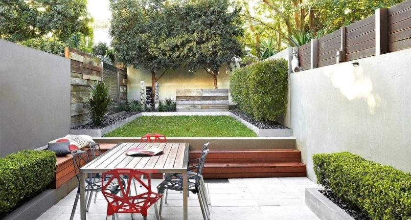 Great Modern Front Yard Landscaping Ideas Australia Small