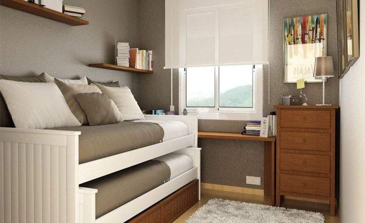 Great Transitional Beds Small Room Stylish Urban