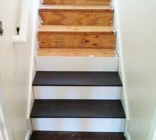 Great Tutorial Replace Carpet Staircases