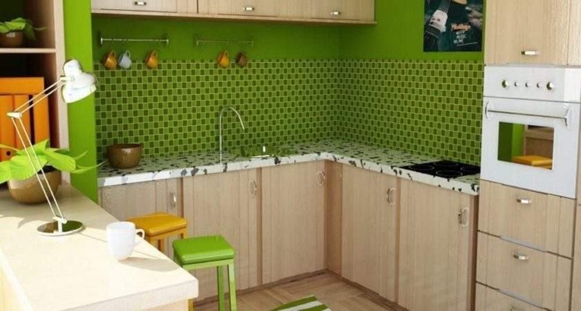 Green Kitchen Cabinets Tedx Designs