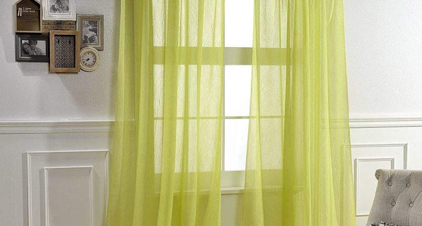 Green Window Curtain Panels Sale Ease Bedding Style