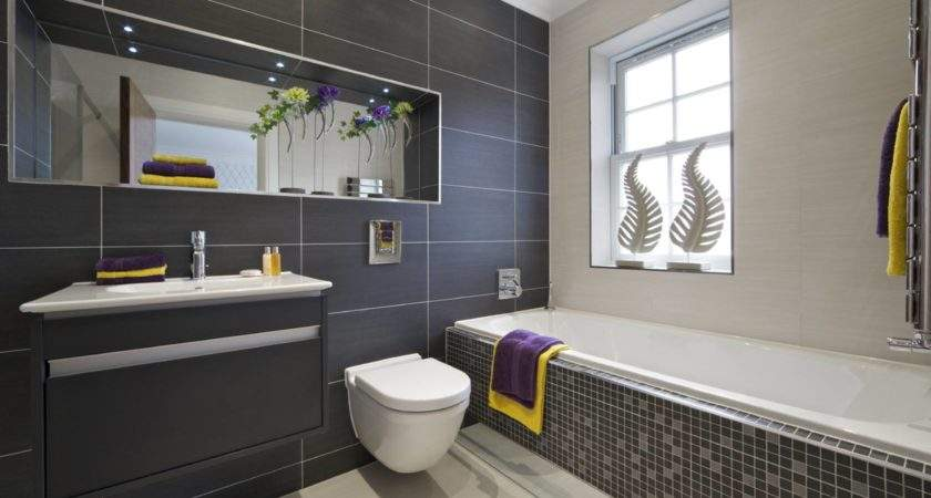Grey Bathroom Ideas Classic Color Great Solutions