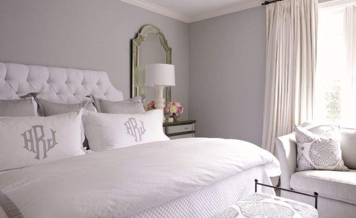 Grey Master Bedroom Ideas Traditional Munger