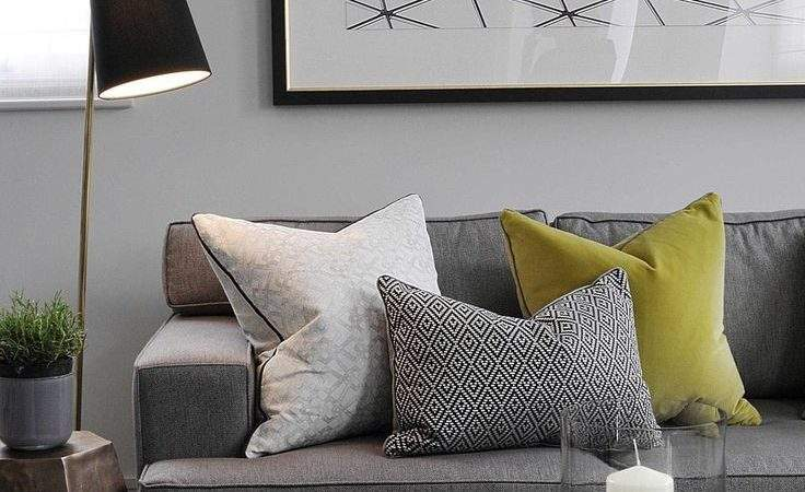 Grey Sofa Cushions Choose Right Color Your