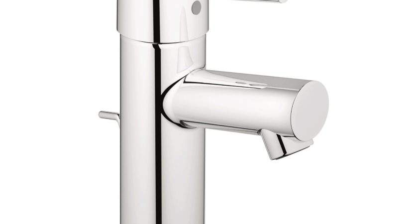 Grohe Feel Lever Basin Mixer Tap Departments Diy