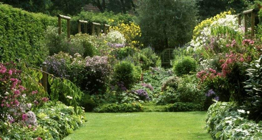 Grow English Country Garden