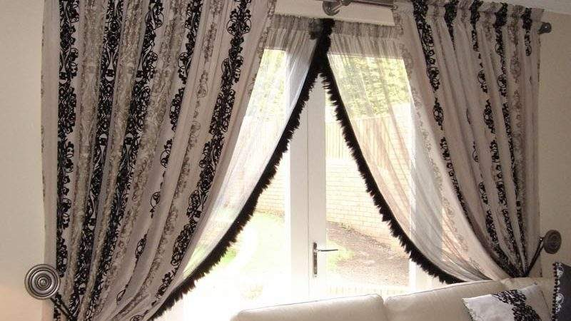 Guest Post Ways Can Pull Back Voile Curtains