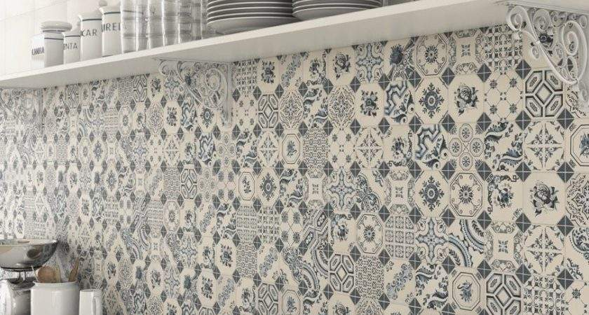 Guide Using Decorative Patterned Wall Floor Tiles