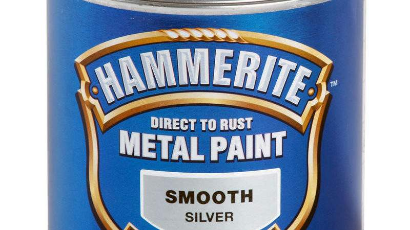 Hammerite Direct Rust Exterior Metal Paint Smooth