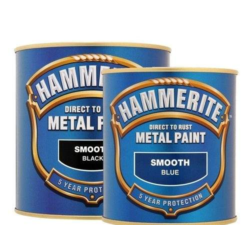 Hammerite Metal Paint Available Various Colours