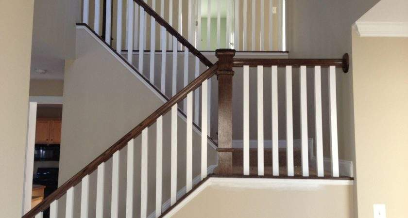 Hand Made Dark Oak Stair Raling Balusters Parz