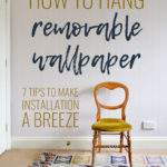 Hang Removable One Room Challenge Week