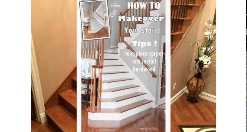 Hardwood Stairs Cost Youtube