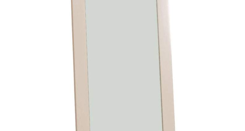 Havana Pine Length Mirror Next Day Delivery