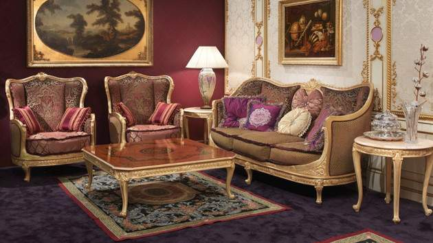 Have Victorian Style Living Room Designs