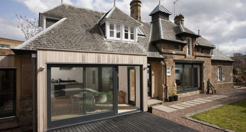 Helen Lucas Architects Edinburgh Project Oswald