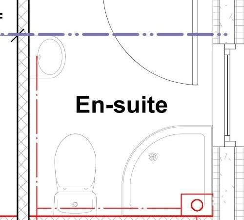 Help Small Suite Bathroom Layout