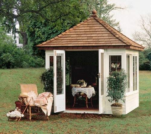 Henley Square Summerhouse Sizes