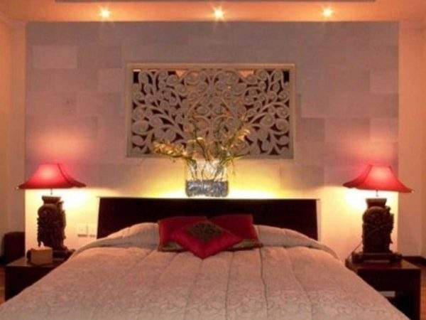 Here Increase Your Bedroom Ambiance