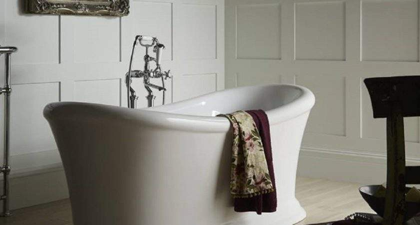 Heritage Orford Double Ended Slipper Roll Top Bath