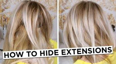 Hide Hair Extensions Youtube